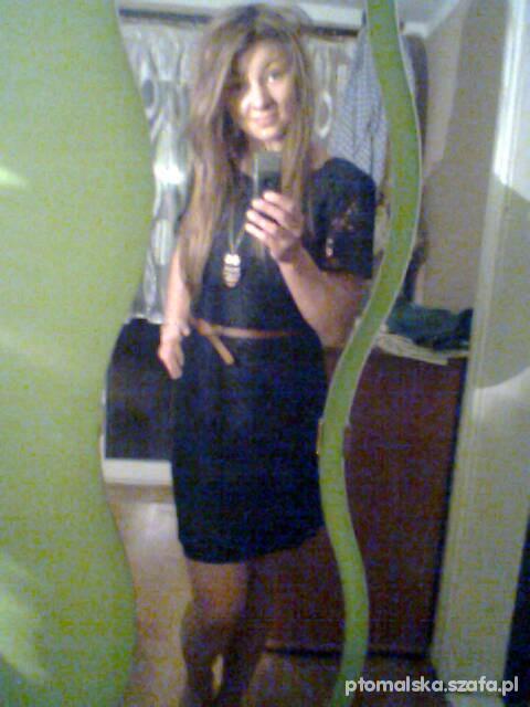 Eleganckie sukienka wieczorowa