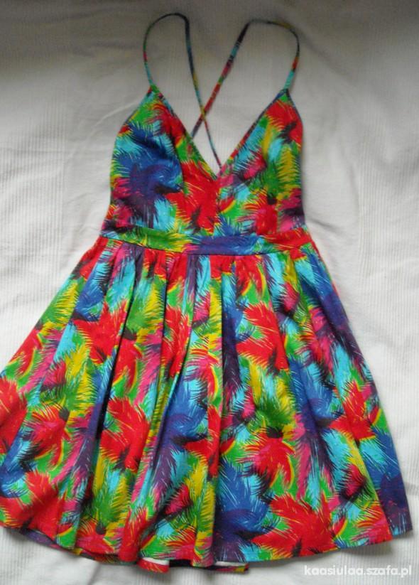 Zara kolorowa