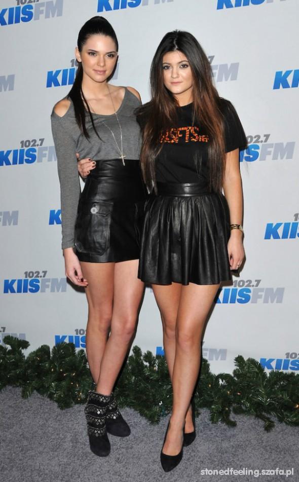 Młode Kardashianki