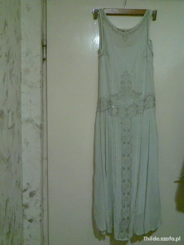 Suknie i sukienki W stylu retro