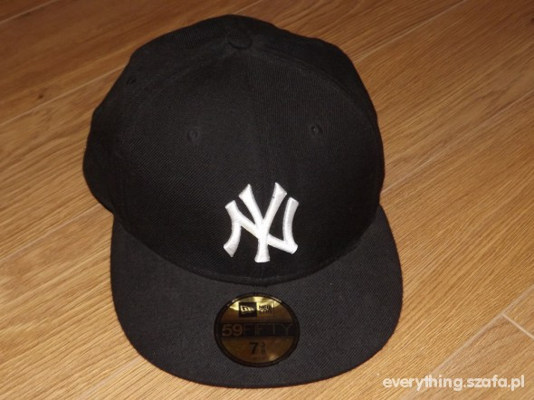 przemyślenia na temat kupować najlepsza wyprzedaż czapka fullcap new era NY nowa w Nakrycia głowy - Szafa.pl