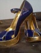 złote lapis lazuli