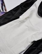 FREEESIA bluzka baskinka skóra biała 38 M