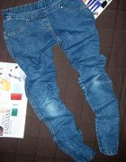 TRZECI CIUCH ZA DARMO spodnie legginsy na gumce