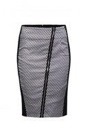 Mohito spódnica 2012 kolekcja zip kratka...