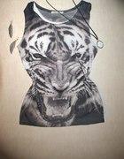 szary tygrys cyrkonie