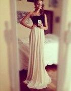 niezwykła sukienka