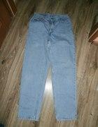 Levis rurki jeansy M L