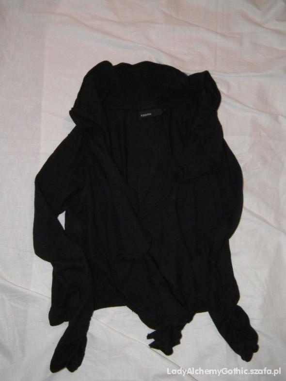 Szary sweterek narzutka...