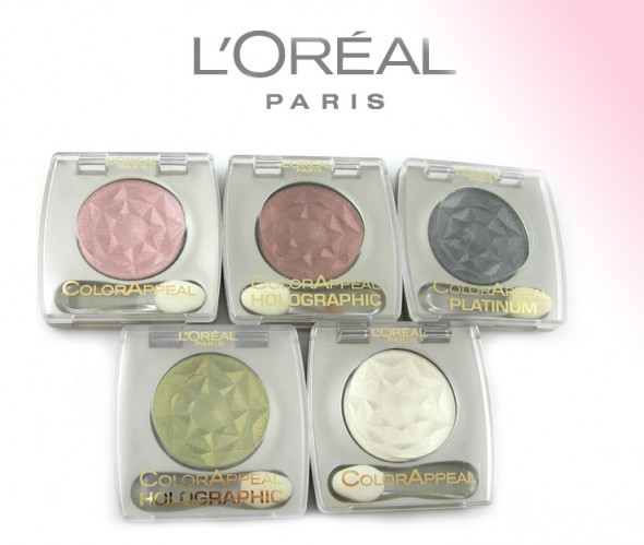 Inne Loreal Color Appeal tester