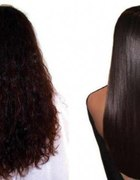 zabieg trwalego prostowania włosow