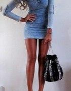 Fashion Against Aids Jeans Dress