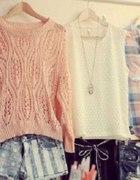 Śliczne sweterki
