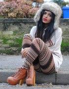 she wear fashion