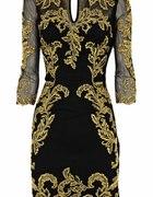 Barokowe sukienki