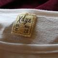 oryginalny tshirt Zara XDYE z nadrukiem