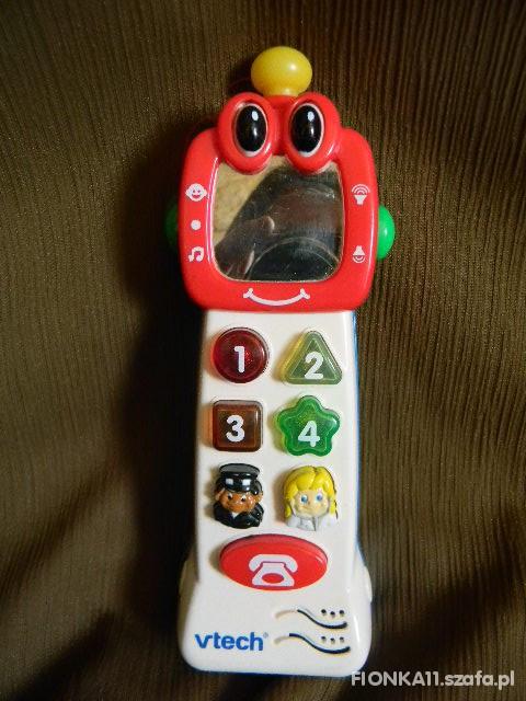 Zabawki pierwszt telefon vtech