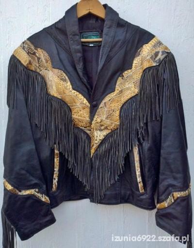 kurtka z fredzlami