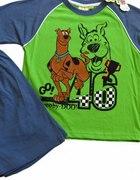 Piżama krótki rękaw Scooby Doo 6 lat 116 NOWA