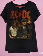 moja koszulka AC DC CUBUS