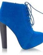 LITY buty na słupku wiązane