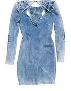 Sukienka marmurkowa h&m against aids