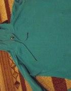 Sportowa niebieska bluza...
