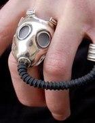 Pierścionek gas mask