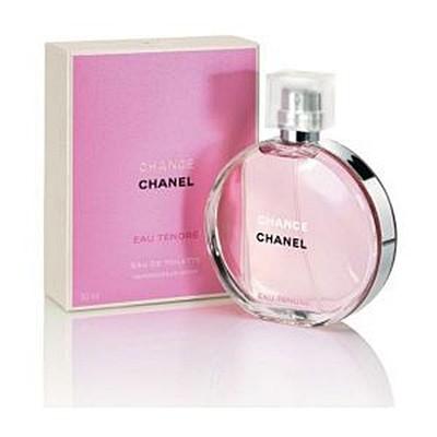 Kosmetyki Chanel chance różowe