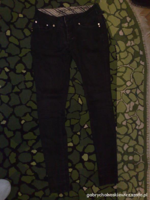 Spodnie Rurki slim M