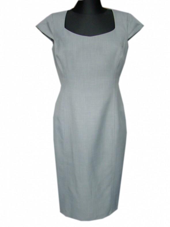 Suknie i sukienki Klasyczna sukienka ołówek L