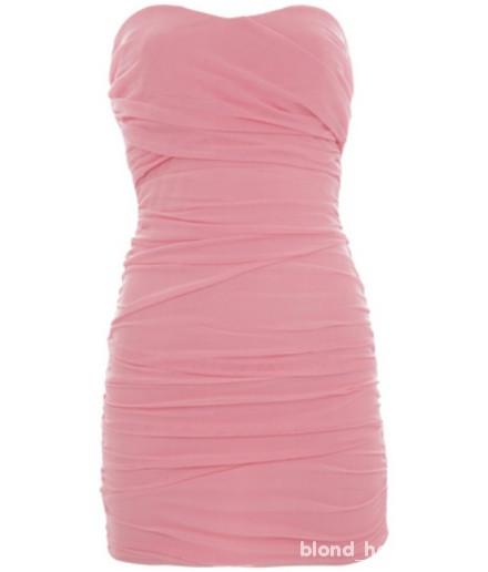 Różowa sukienka Tally weijl...