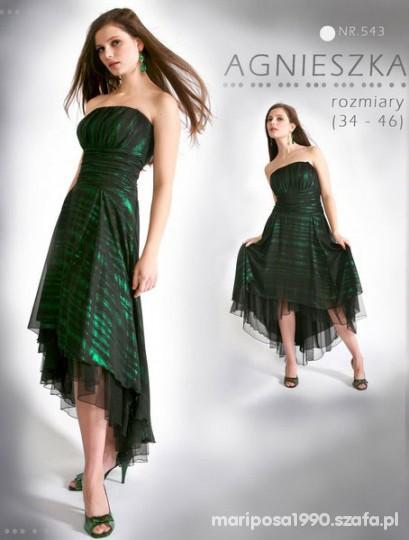 f8c2301a76 HIT Śliczna sukienka na studniówkę i nie tylko w Suknie i sukienki ...