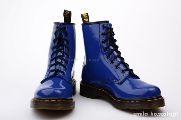 MARTENS ROYAL BLUE
