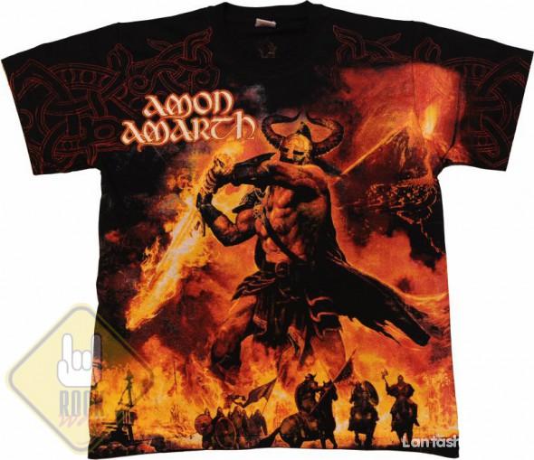 AMON AMARTH VIKING METAL wiking pagan
