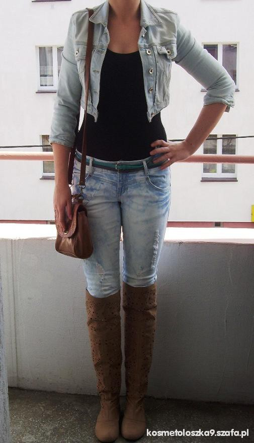 Mój styl jeans