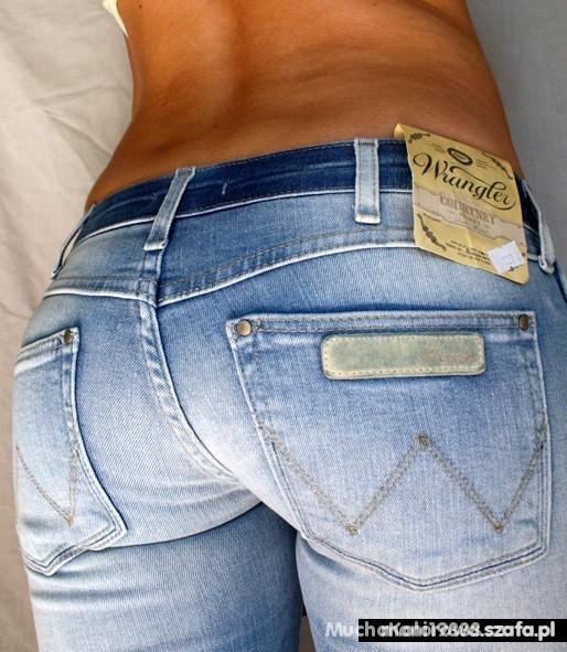 szukam spodni wrangler molly...