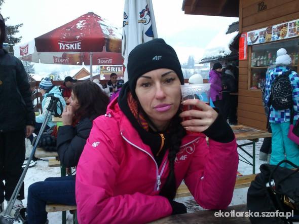 On the Ski Slope...