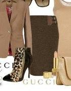 Idealny look...