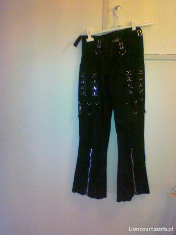 Gotyckie spodnie...