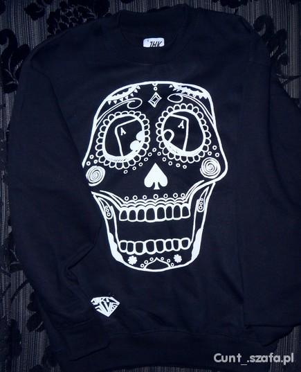 Bluza DS czaszka meksykańska