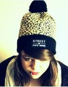czapka panterka street cats gang urban flavours