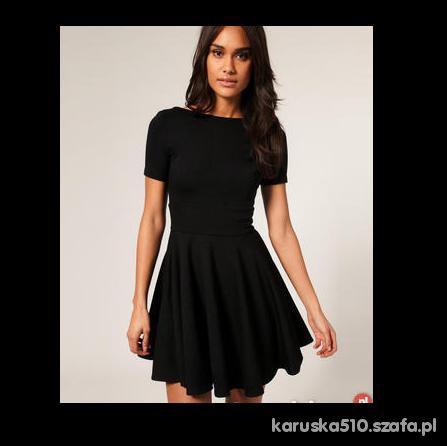 266b8b0b29 Sukienka rozkloszowana z kokardą House S M w Suknie i sukienki ...