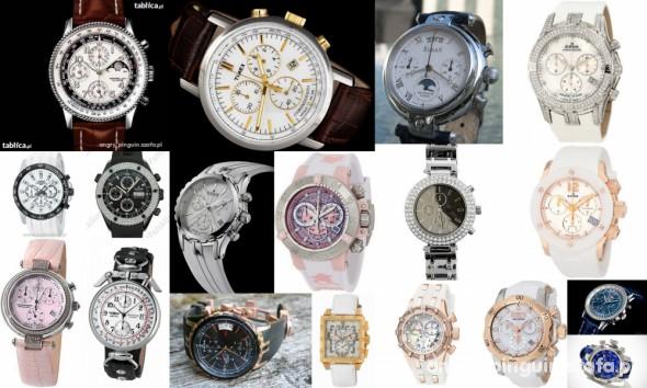 Zegarki takich wzorów szukam