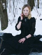 In the Winter Garden