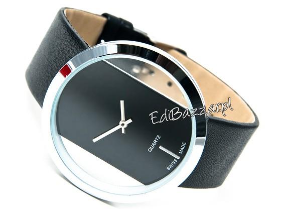 Stylowy Zegarek Swiss Made skórzany Kofia 3 kolVin