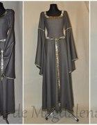 Elficka suknia Gilded Grayness