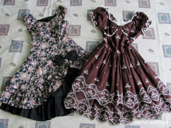 Infanta Floral Classic Lolita JSK