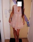 przepiekna sukienka mgielka S