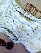 koszula jeans wrangler...